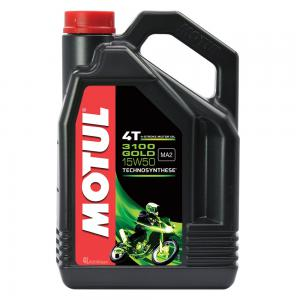 MOTUL 3100 GOLD SYNTHETIC 15W50