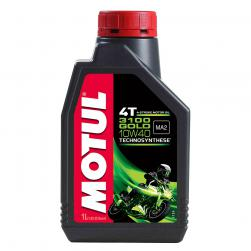 "MOTUL ""3100"" GOLD SYN 10w40 1L (BOX 20)"