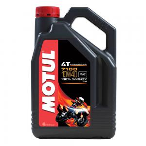 MOTUL 7100 100% SYNTHETIC ESTER 10W40