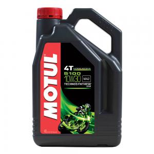 MOTUL 5100 4T SYNTHETIC ESTER 10W30