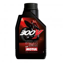 MOTUL   300V FACT LINE 5W30 1L (BOX 12)