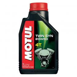 "MOTUL ""TWIN"" SYN 20W50 1L (BOX 20)"