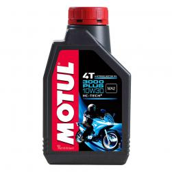 MOTUL 3000 PLUS 10w30 SEMI/SYN 1L (BOX 20)