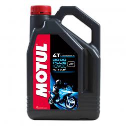 MOTUL 3000 PLUS 10w30 SEMI/SYN 4L (BOX 4)
