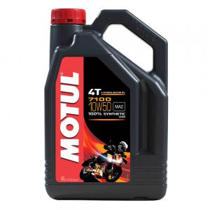 MOTUL 7100 100% SYNTHETIC ESTER 10W50