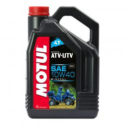 MOTUL ATV UTV OIL 10w40 4L (BOX 4)