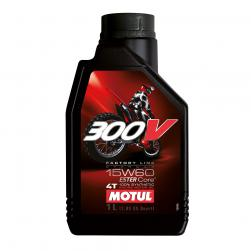 MOTUL   300V FACT O/ROAD 15W60 1L(BOX 12)