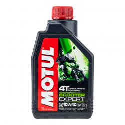 MOTUL SCOOTER EXPERT 4T 10W40 1L (BOX 12)