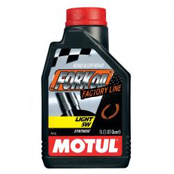 MOTUL FORK OIL FACTORY 5W 1L (BOX 6)