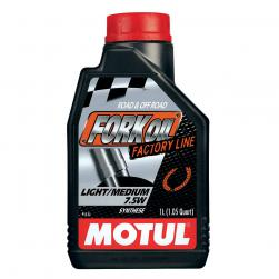 MOTUL FORK OIL FACTORY 7.5W 1L(BOX 6)