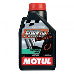 MOTUL FORK OIL FACTORY 10W 1L (BOX 6)