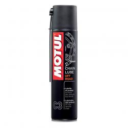 MOTUL CHAIN LUBE OFF ROAD 400m C3 (BOX 12)