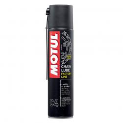 MOTUL CHAIN LUBE FACTRY 400m C4 (BOX 12)