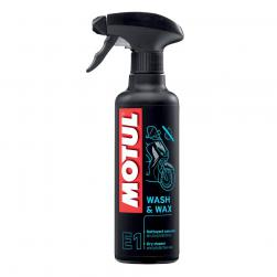 MOTUL WASH & WAX (TRIGGER) E1 400ml