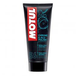MOTUL CHROME & ALUM POLISH E6 100ml