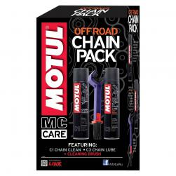 MOTUL CHAIN LUBE/CLEAN PACK OFF ROAD