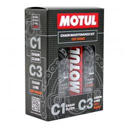 MOTUL MINI CHAIN LUBE/CLEAN PACK OFFROAD