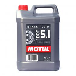 MOTUL BRAKE FLUID 5.1 SYNTH BULK 5L (BOX 4)