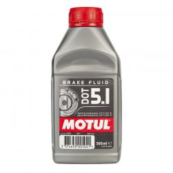 MOTUL BRAKE FLUID 5.1 SYNTH 500ml (BOX 12)