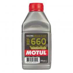 MOTUL BRAKE FLUID RBF660 500ml (BOX 12)