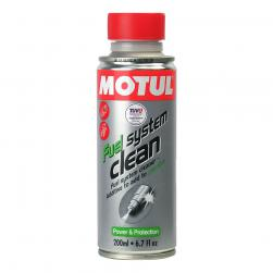 MOTUL FUEL SYSTEM CLEAN 200ml (BOX 12)