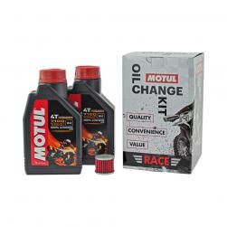MOTUL OIL CHG KIT RMZ250/450 04-17