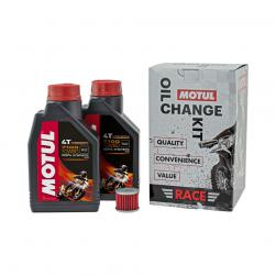 MOTUL OIL CHG KIT TC/TE449 14-15