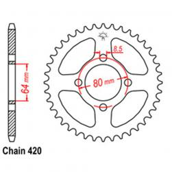 SPROCKET 30T YAMAHA