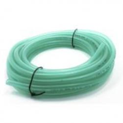 FUEL LINE 4mm x 7mm GREEN 10M