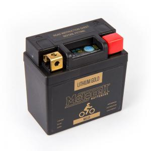 MOTOCELL GOLD LITHIUM SERIES BATTERIES