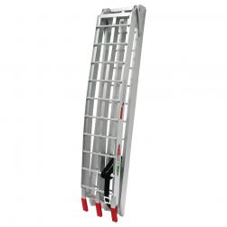 RAMP ALLOY 2.25m x 23cm MOTO RAMP**