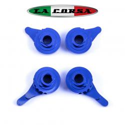 LEVER SET ADJUSTERS BLUE