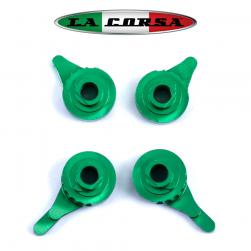 LEVER SET ADJUSTERS GREEN