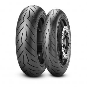 PIRELLI ROSSO SCOOTER FRONT 120/70HR14 TL 55H