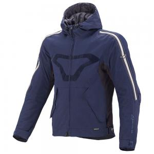 MACNA EIGHTY ONE TEXTILE JACKET BLUE