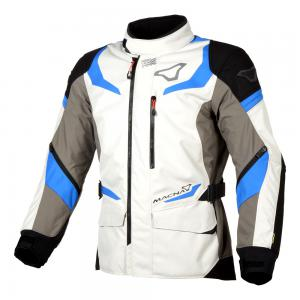 MACNA SEKTOR JACKET IVORY / GREY /BLUE LG