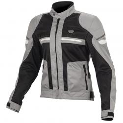 "MACNA RUSH WOMENS JACKET BLK/GRY 40"" MD"