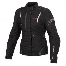 "MACNA BERYL WOMENS JACKET BLACK 40"" MD"