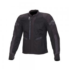 MACNA EVENT MESH JACKET BLACK