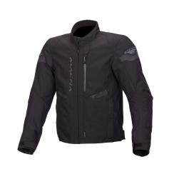 "MACNA TRACTION JACKET TEXTILE BLACK 40"" MD"