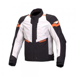 MACNA TRACTION JACKET TEXTILE IVOR/BLK/ORG