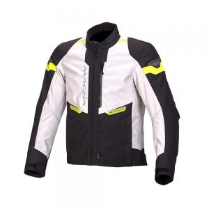 MACNA TRACTION JACKET TEXTILE IVR/BK/FLU