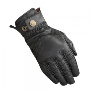 MERLIN GLOVES WOMENS LEVEDALE LEATHER BLACK
