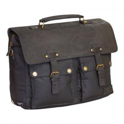MERLIN LUGGAGE MESSENGER CHEADLE BLACK