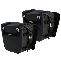 SADDLEBAGS SE-3050-BLK WP BLACK