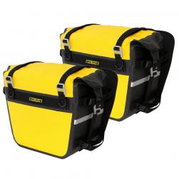SADDLEBAGS SE-3050-YEL WP YELLOW/ B