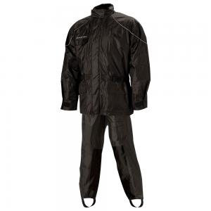 NELSON RIGG RAINSUIT AS-3000 BLK DELUXE