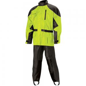 NELSON RIGG RAINSUIT AS-3000 HI-VIS YEL/BLK DELUXE