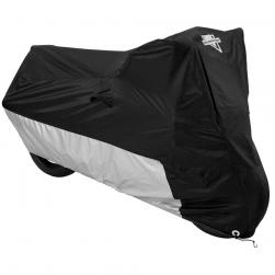 BIKE COVER NELSON RIGG MC-904-02-MD DELUXE BLACK