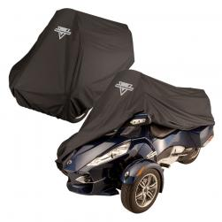 BIKE COVER NELSON RIGG CAS-370 CAN-AM SPYDER BLACK